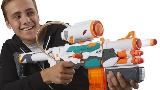 Nerf Blasters Are 50% Off Today So Load Up
