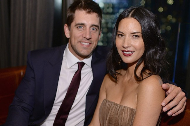 olivia munn in pieces aaron rodgers new girlfriend
