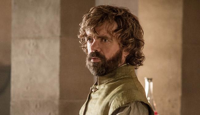 Peter Dinklage what Tyrion thinking during Daenerys Jon scene
