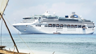 10 Days In Darkness: Woman Describes Cruise Where Passengers Were 'Prepared For Pirate Attack'