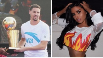 Abigail Ratchford Sure Wants Us To Think She Hooked Up With Klay Thompson