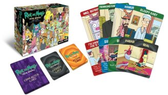 'Rick And Morty' Have A Card Game That Every Fan Should Own
