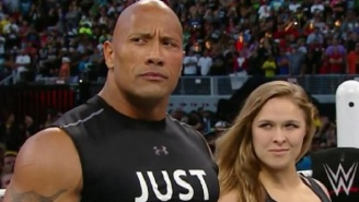 Sports Finance Report: Ronda Rousey Ready To Join WWE; NBA's Largest Jersey Patch Deal By 100%
