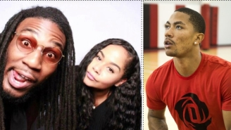 Jae Crowder Is In A Serious Relationship With New Teammate Derrick Rose's Ex-Girlfriend