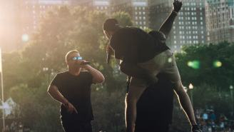 Dude In Lollapalooza Crowd Invited To Rap Onstage With Run The Jewels And Kills It