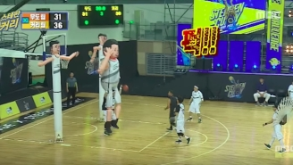 Steph Curry Put On A Display On A Bizarre South Korean Game Show