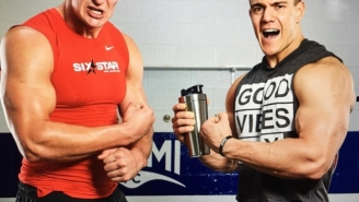 Meet Chris Gronkowski, Former NFL Player-Turned-Entrepreneur Who Invented 'The Ice Shaker' — A Vacuum-Sealed Protein Shaker