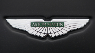 Feast Your Eyes On A 1956 Aston Martin DBR1 Worth $20 MILLION