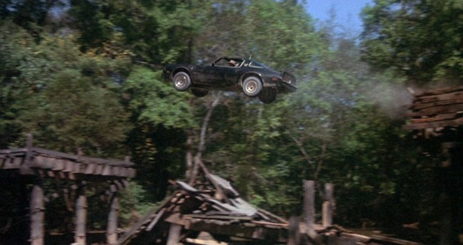 smokey and the bandit bridge jump