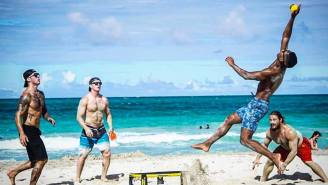 The Spikeball Workout: How To Get Shredded Playing Spikeball