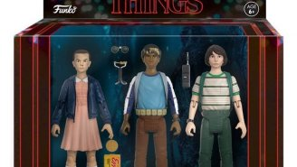Thank God You're Not Too Old For Action Figures Because These 'Stranger Things' Figs Are Dope