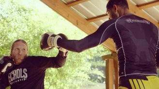Tim Duncan Is Really Into Kickboxing Now And His Trainer Says He's Legit: 'A F*cking Monster'