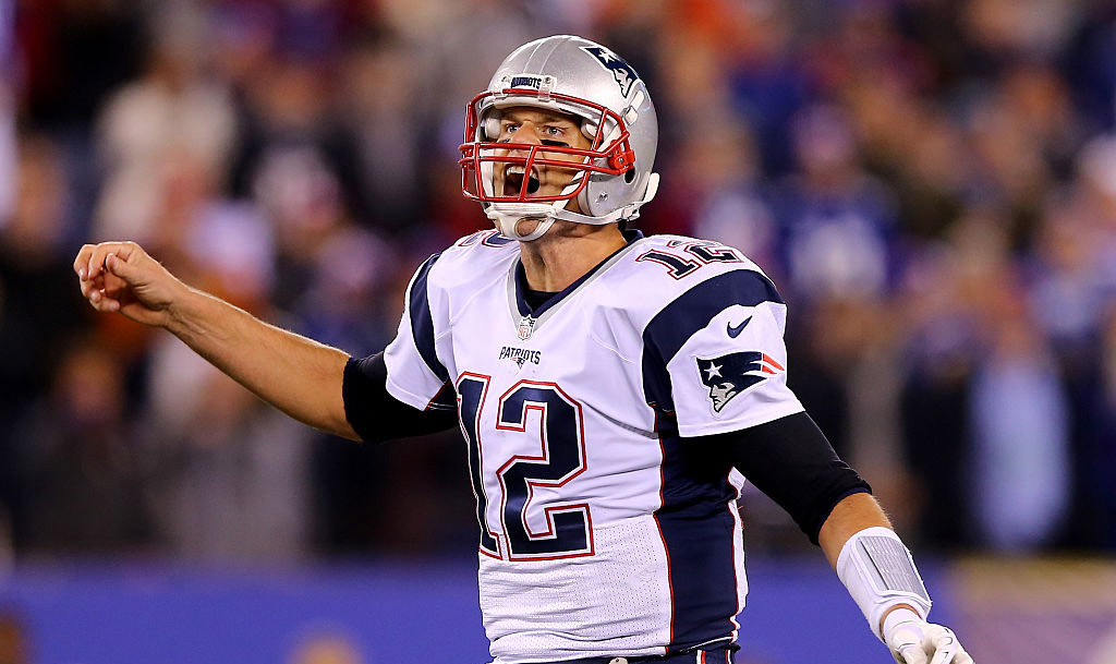 Need A(nother) Reason To Hate The Patriots? Brady Turns His ...