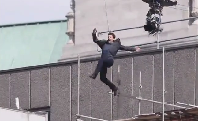 Tom Cruise Injured Mission Impossible 6
