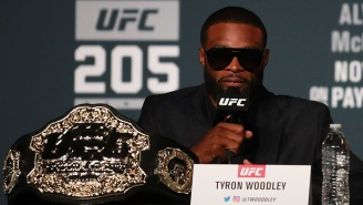 UFC Champ Tyron Woodley Demands Apology From Dana White Or He'll Start 'Leaking Some' News