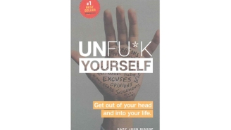 Best-Selling Book Explains Why Being Inside Your Own Head Is The Worst Place To Be — And How To Get The Hell Out