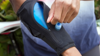 The 'Wetsleeve' Is Your New Favorite Hands-Free Hydration System