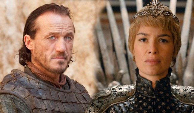 why cersei bronn never same scene game of thrones