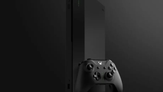 Leak Hints Microsoft Will Release Limited Xbox One X Project Scorpio Edition