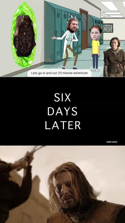 20 minute adventure meme