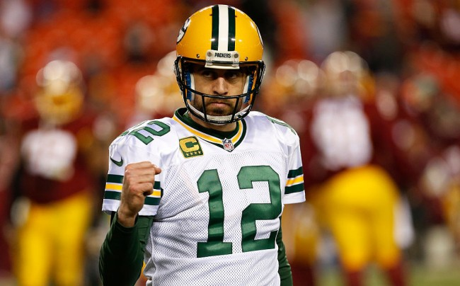 aaron rodgers instagram national anthem protests