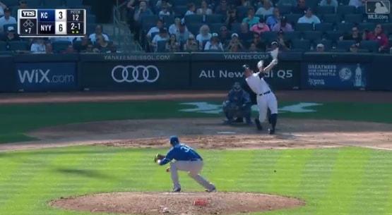 Aaron Judge 50 Home Run
