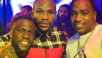 Video Emerges Of Adrien Broner Knocking Out A Dude And Shoving A Woman On Vegas Strip