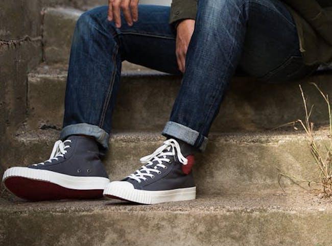Bata Bullet Sneakers