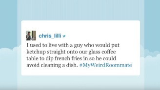 People On Twitter Shared Stories Of Their Weirdest Roommates Ever And People Are Creepy AF Sometimes