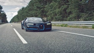 Juan Pablo Montoya Set A World Record In A Bugatti Chiron By Going 0 To 400km/h To 0 In Just 42 Seconds