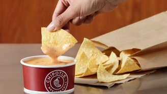 Chipotle Is Finally Releasing Queso Nationwide