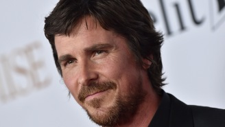 Christian Bale Is Barely Recognizable After Gaining A Ton Of Weight For Upcoming Role