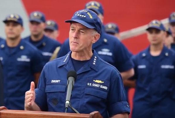 Coast Guard YouTube