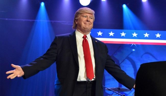 Darrell Hammond story losing SNL donald trump gig