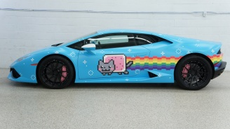 Take My Money! Deadmau5's Nyanborghini Purracan Is For Sale!