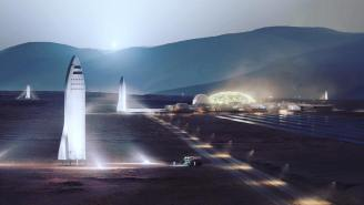 Elon Musk Unveils Ambitious Plans To Colonize The Moon And Mars Within Next 7 Years