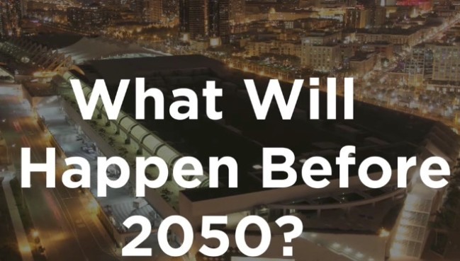 events that will happen before 2050