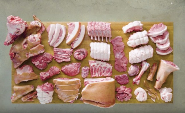 Every Cut Of Pork Explained How To Butcher Whole Pig