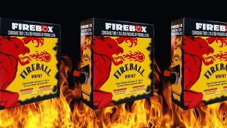 How Fireball Whisky's Firebox Changed My Life For The Better