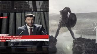 Incredible Fan-Made 'Westeros: The Series' Trailer Imagines 'Game Of Thrones' In Modern Times