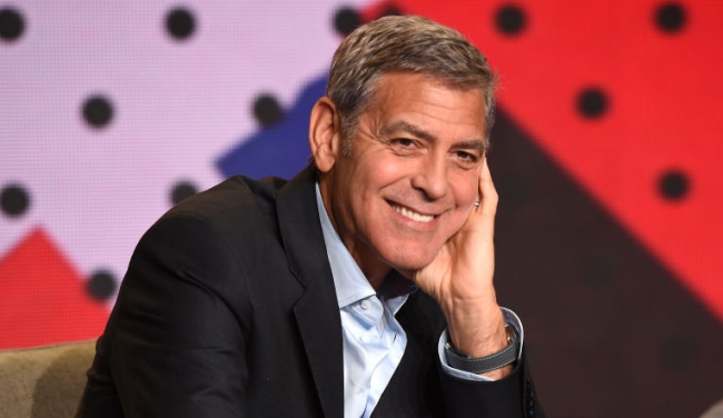 george clooney donald trump daily beast interview