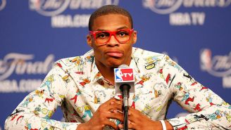 Russell Westbrook Only Wears An Outfit Once Before Giving It Away