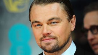 Leonardo DiCaprio Was Vaping Through The Entire SAG Awards, Now I Will Buy A Vape
