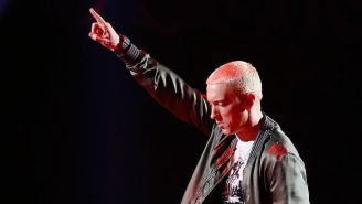 Eminem And Other Celebrities Are Raffling Off Rare Sneakers For Hurricane Relief