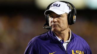 Les Miles Left In The Middle Of An ESPN Segment To Go To The Bathroom