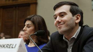U.S. Government Wants $7.4 Million From Martin Shkreli And May Seize His Wu-Tang Album