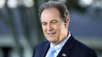 ESPN Reportedly Interested In Hiring Jim Nantz To Make Him The Face Of Its NFL, Masters Coverage
