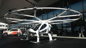 Dubai Is Testing Out Self-Piloting Flying Taxis To Transport You To The Future