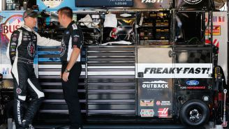 Sports Finance Report: NASCAR Superstar Kevin Harvick Tells Us What Makes A Good Sponsor Great