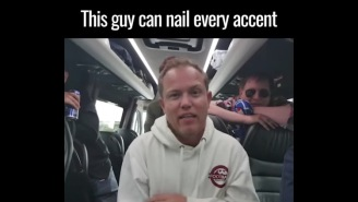 Dude Absolutely Nails Every Accent Of People Around The World Speaking English (Mind = Blown)
